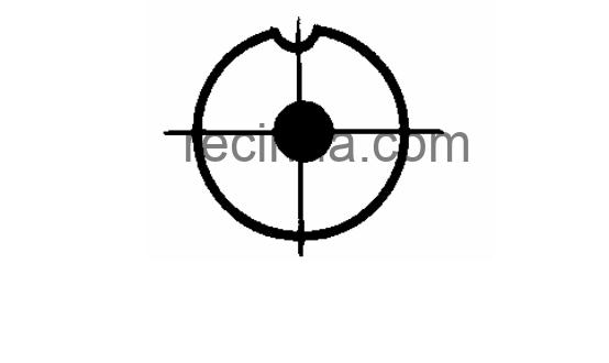 ШР12П1НШ1Н розетка кабельная