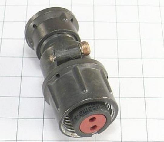 ШР16П2ЭШ5 розетка кабельная