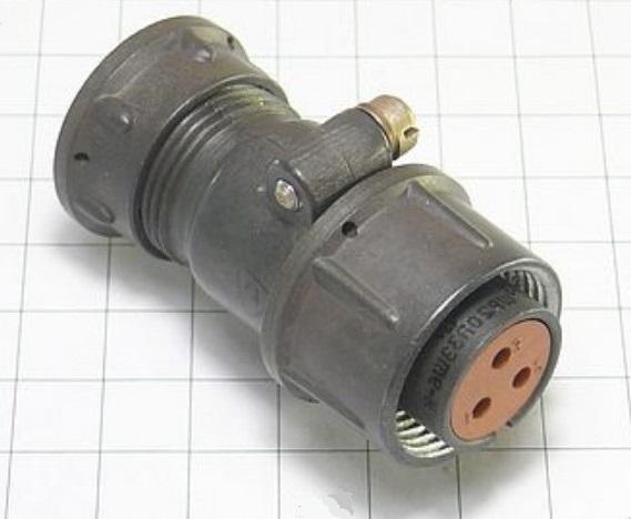 ШР20П3ЭШ6 розетка кабельная