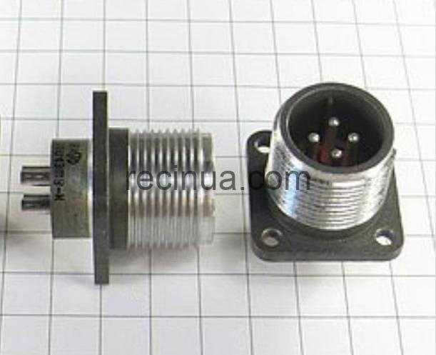 HR20P4ESH8 CABLE PLUG