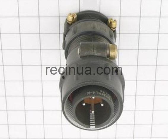 SHR20P4NG4 CABLE PLUG