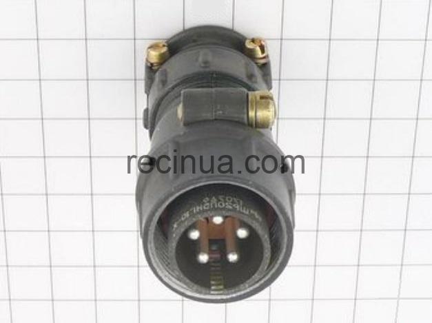 SHR20P5NG10 CABLE PLUG