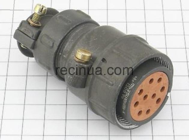 ШР32П10НШ1 розетка кабельная