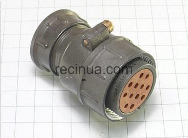 ШР32П12ЭШ1 розетка кабельная