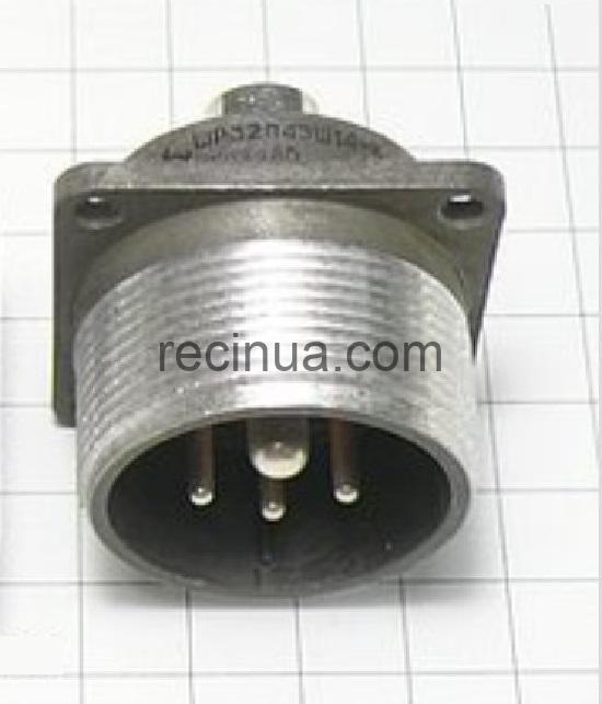 SHR32P4ESH14 CABLE PLUG