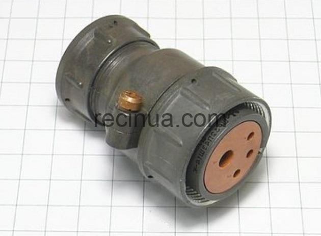 ШР32П4ЭШ14 розетка кабельная