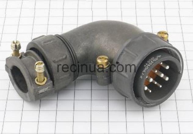 ШР32У12НГ1 вилка кабельная