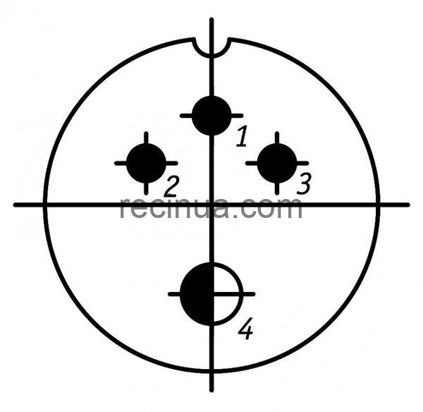 SHR32U4NG14 CABLE PLUG