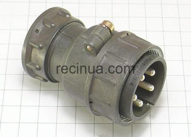 SHR36P5EG11 CABLE PLUG