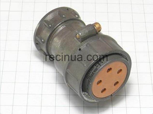 ШР36П5ЭШ11 розетка кабельная