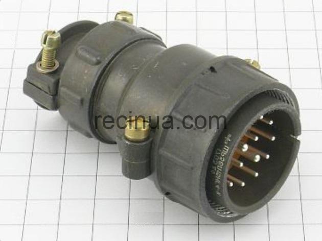 ШР36П15НГ4 вилка кабельная