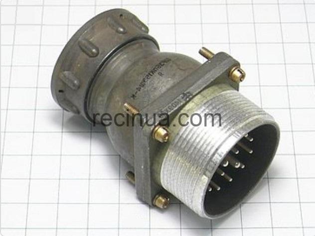 SHR36PK15ESH4 CABLE PLUG