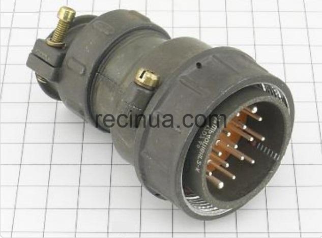 SHR40P16NG2 CABLE PLUG