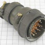 ШР40П16НГ2 вилка кабельная