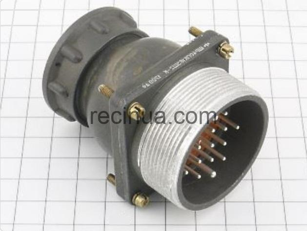 SHR40PK16ESH2 CABLE PLUG