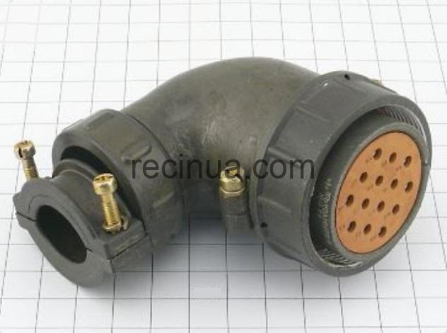 ШР40У14НШ2 розетка кабельная