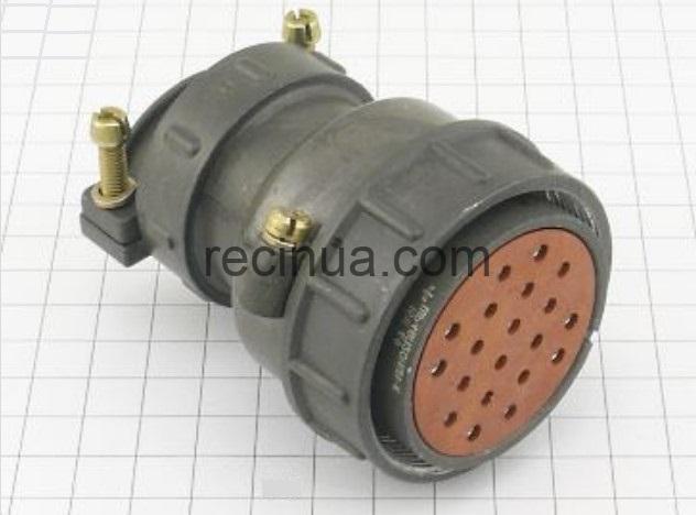ШР48П20НШ1 розетка кабельная