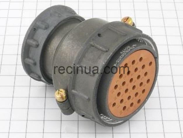 ШР48П26ЭШ2 розетка кабельная