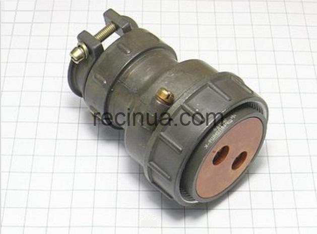 ШР48П2НШ9 розетка кабельная