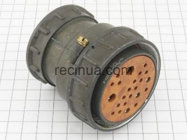 ШР55П23ЭШ1 розетка кабельная