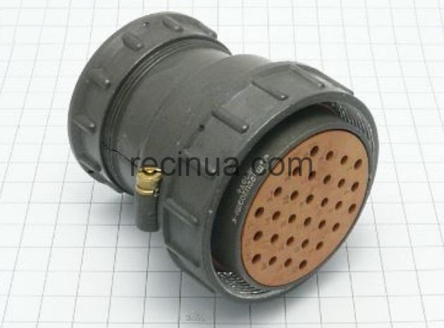 ШР55П30ЭШ1 розетка кабельная