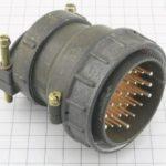 ШР55П30НГ1 вилка кабельная