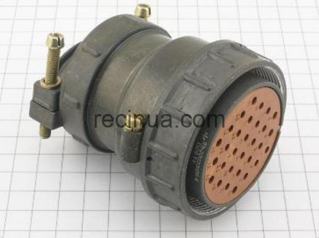 ШР55П30НШ1 розетка кабельная