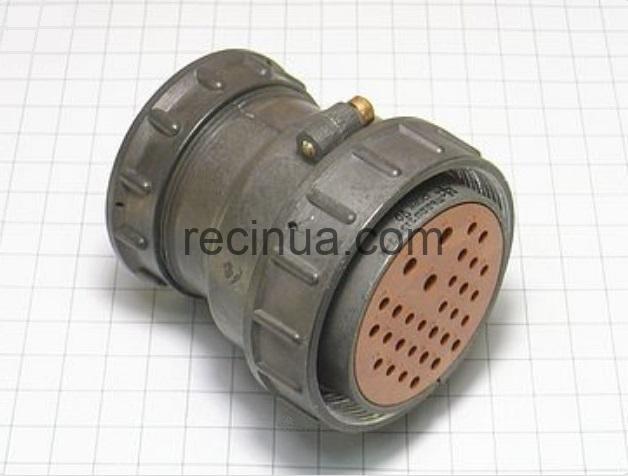 ШР55П31ЭШ3 розетка кабельная