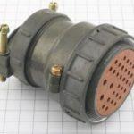ШР55П31НШ3 розетка кабельная