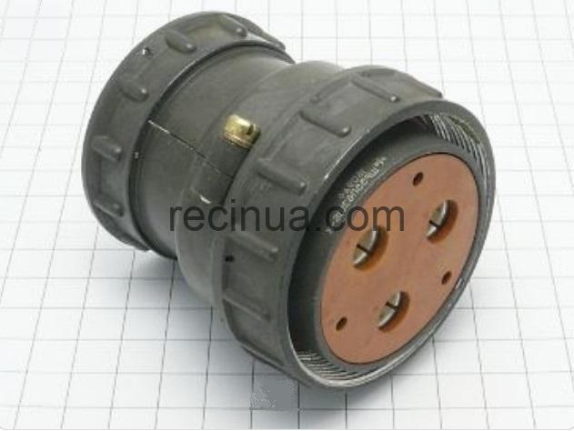 ШР55П6ЭШ6 розетка кабельная