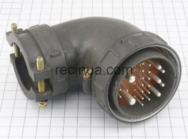 ШР55У23НГ1 вилка кабельная