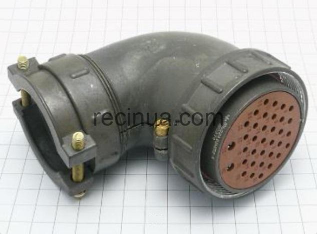 ШР55У35НШ3 розетка кабельная