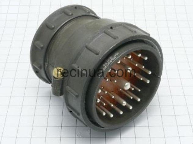 ШР60П31ЭГ1 вилка кабельная