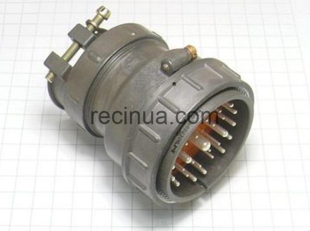 ШР60П31НГ1 вилка кабельная