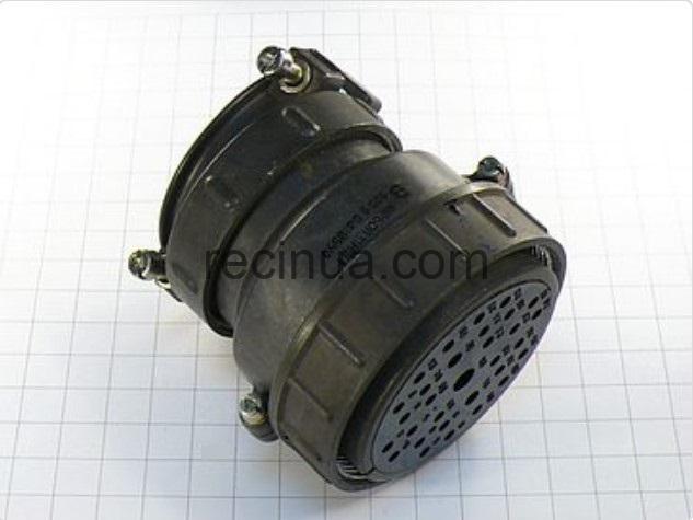 ШР60П31НШ1 розетка кабельная