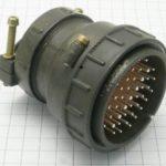 ШР60П47НГ2 вилка кабельная