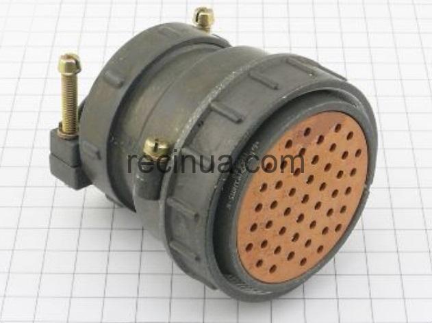 ШР60П47НШ2 розетка кабельная