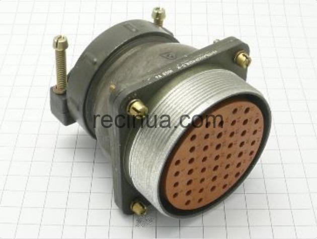 ШР60ПК45НГ2 розетка приборная