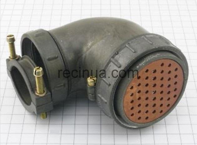 ШР60У47НШ2 розетка кабельная