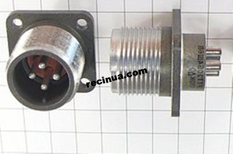 2RTT20B4SH6V cable plug