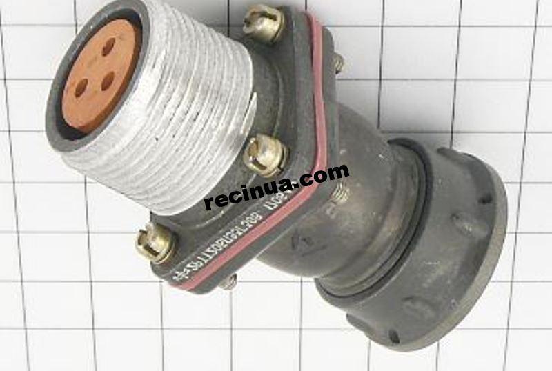 2RTT20BPE3G38V cable socket