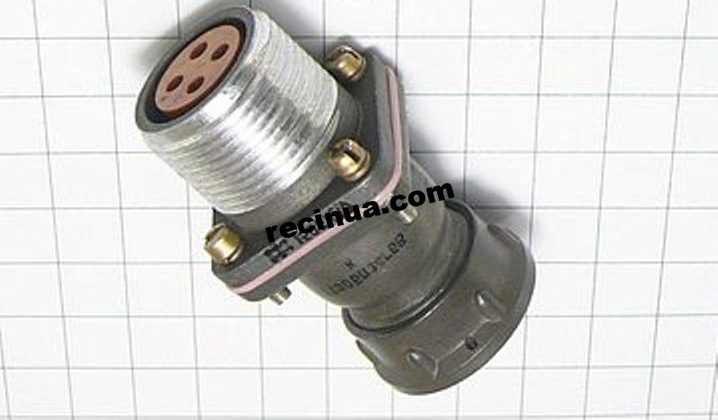 2RTT20BPE4G6V cable socket