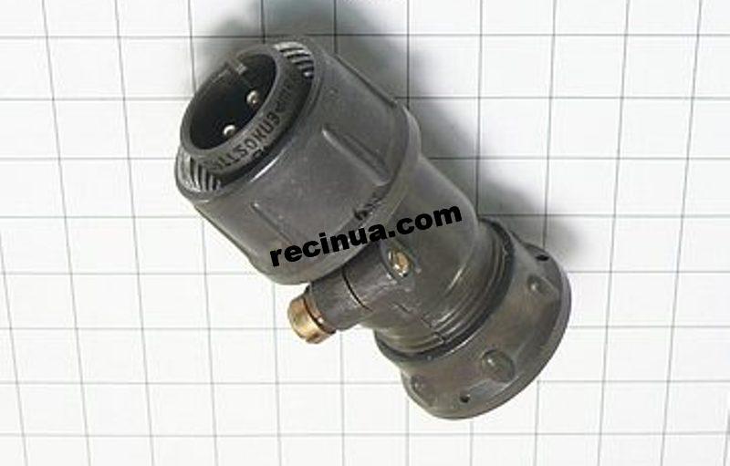 2RTT20KPE4SH6V cable plug