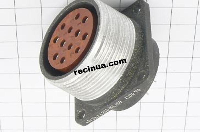 2РТТ32Б12Г16В розетка кабельная
