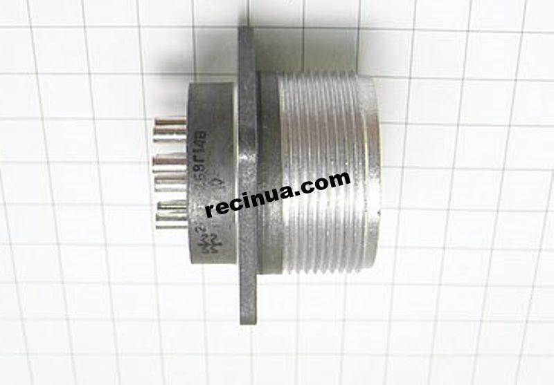 2РТТ32Б8Г14В розетка кабельная