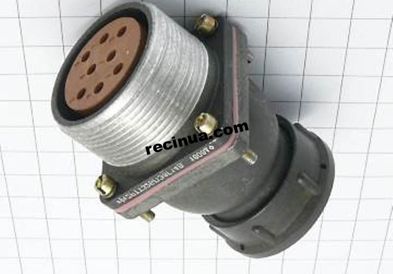2РТТ32БПЭ8Г14В розетка кабельная