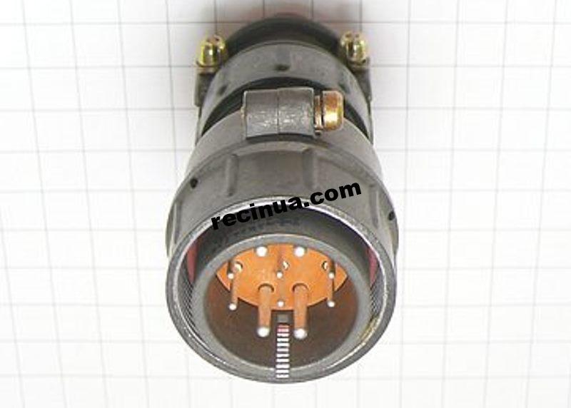 2РТТ32КПН10Ш15В вилка кабельная