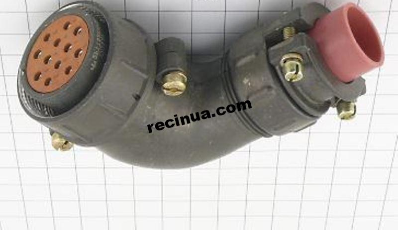 2РТТ32КУН12Г16В розетка кабельная