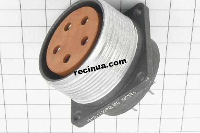 2РТТ36Б5Г18В розетка кабельная