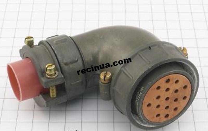 2РТТ40КУН16Г23В розетка кабельная